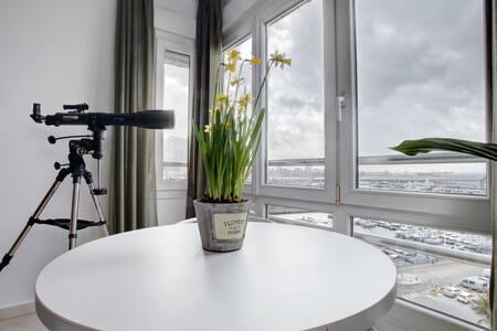 Fantástico apartamento mirando a Gibraltar - La Línea de la Concepción