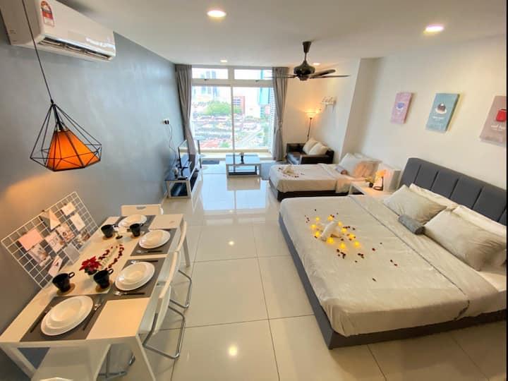 deGREY suite@KSL Johor Bahru |Netflix_Air Purifier