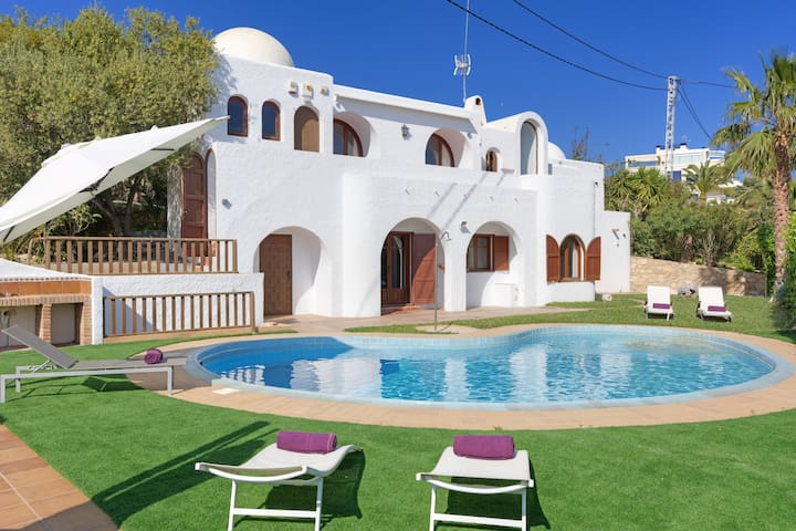 VILLA LEVANTE - Villa for 6 people in Villajoyosa.
