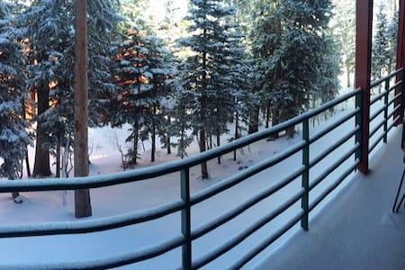 Ski in/ ski out BRIAN HEAD - Apartment