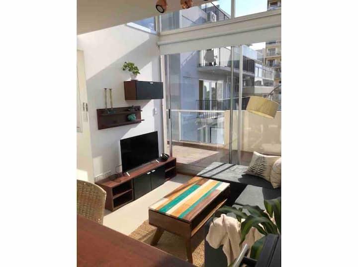 Beautiful modern new Loft apartment in Palermo