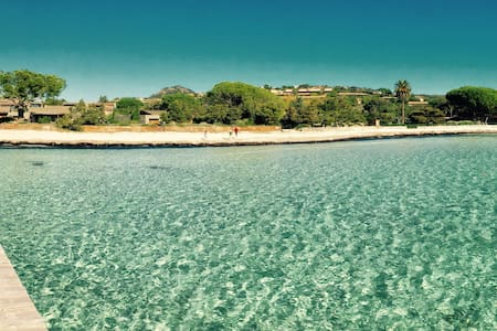 "SANTA GIULIA ""le numéro 40"" CALA SULTANA - Porto-Vecchio - Leilighet"
