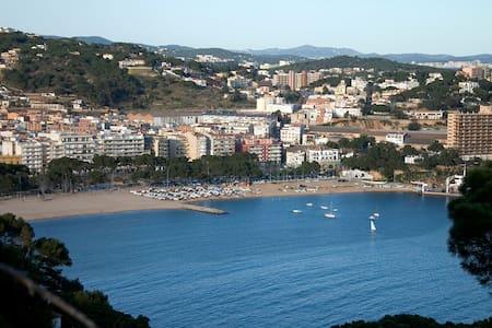 Habitación doble cerca del mar - Sant Feliu de Guíxols - Apartament
