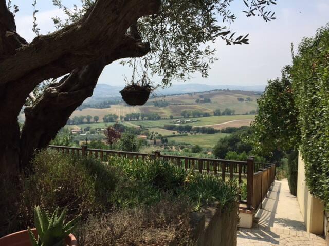 the infinity hill - porto recanati - Apartemen