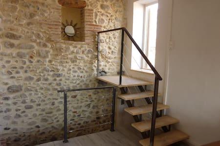 Maison rénovée avec toit-terrasse, vues superbes! - Banyuls-dels-Aspres - Casa