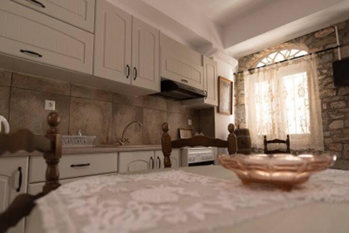 Pyrgali Apartments