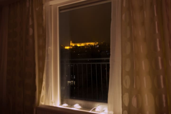Glamorous Nest in the centre with a great view - Brno - Apartemen
