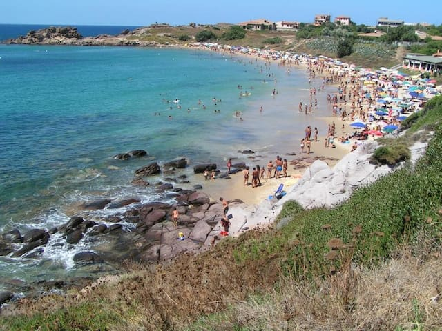 Jenny House-Camera costa Sud-Ovest Sardegna (JH3) - Portoscuso - Pis