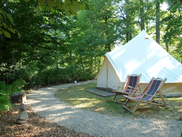 Africa Tent