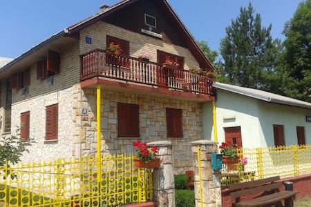 Apartment Branka (FREE- BREAKFAST) - Rudanovac - Bed & Breakfast