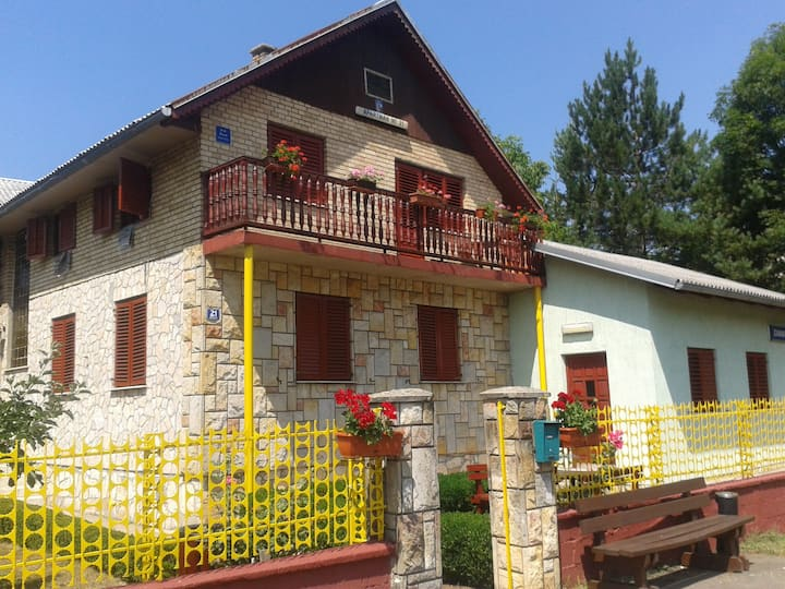 Apartment Branka (bed and breakfast)