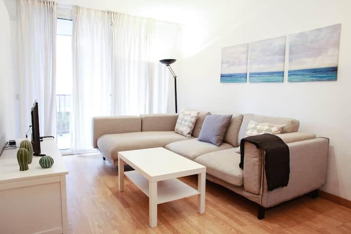 Castelldefels - Barcelona Beach Apartment