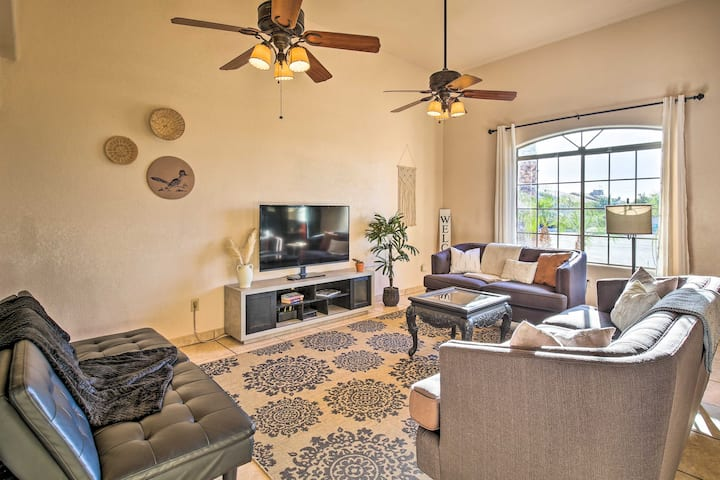 NEW! Pet-Friendly San Luis Abode - 22 Mi to Yuma!