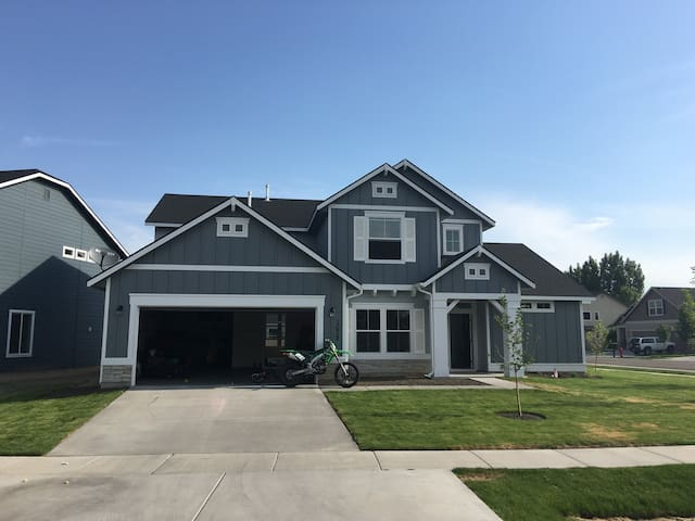 Perfect Family Vacation Home - Meridian - House