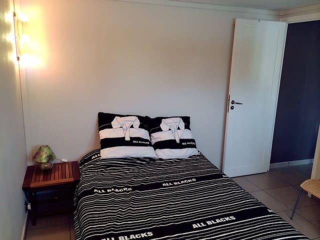 chambre avec SDB privée euro 2016 - Veauche - Huis