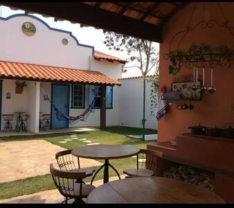 Chalés de São josé - Tiradentes