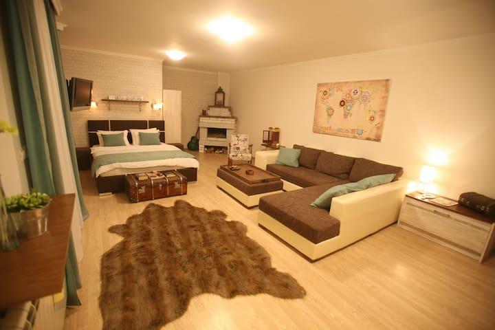 part of apartment