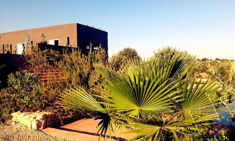 maison-piscine-campagne-Essaouira - Essaouira - House