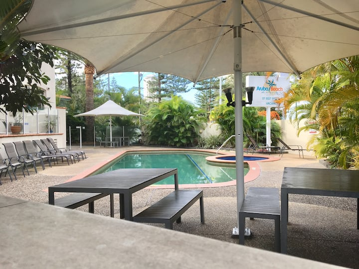 Broadbeach Private Studio B Apt