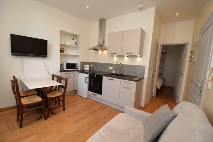 Appartement 1 à 4 personnes - L'AUTHION