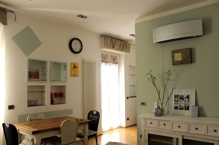 Zona giorno // Living room