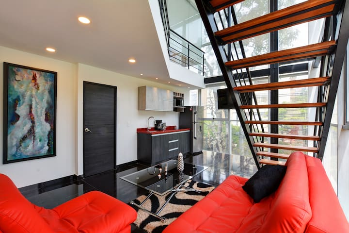 Provenza Lofts 303   Serviced apartments for Rent in Medell n  Antioquia   Colombia. Provenza Lofts 303   Serviced apartments for Rent in Medell n