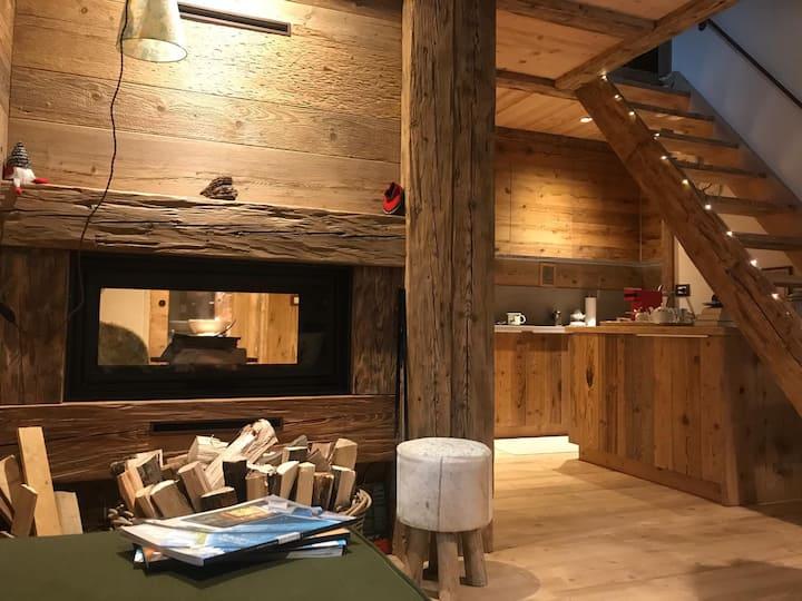 Charming apartment nel Cuore delle Dolomiti
