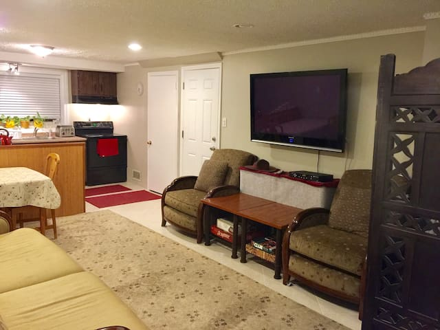 1BR 1BA Close to Princeton University & downtown! - Princeton - Casa de huéspedes
