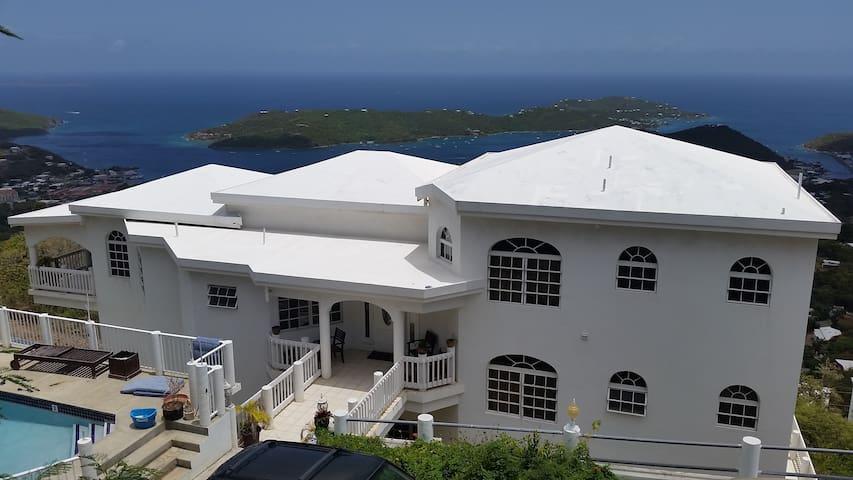 Shamalie Rentals One Bedroom Apt. - Charlotte Amalie - Apartament