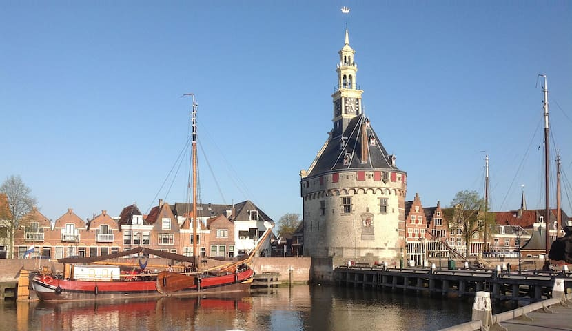 Groep Accommodation Sailing Ship in Hoorn