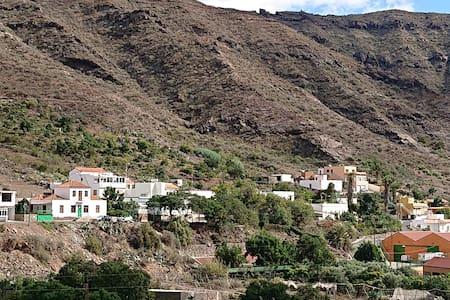 Beautiful House! Puerto Mogan, El Cercado Valley !