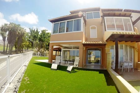 Luxury Villa Mirador Del Golf - Adeje - Villa