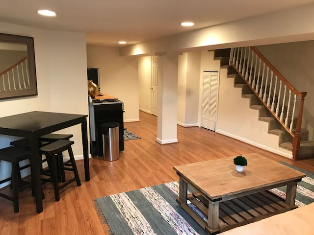 Capitol Hill Suite! Steps to metro and sites! - Washington - Apartamento