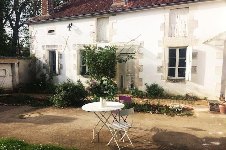 Semontron Presbytery, Burgundy, Yonne