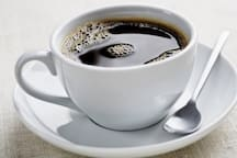 Coffee?  Of course.  The US runs on coffee.