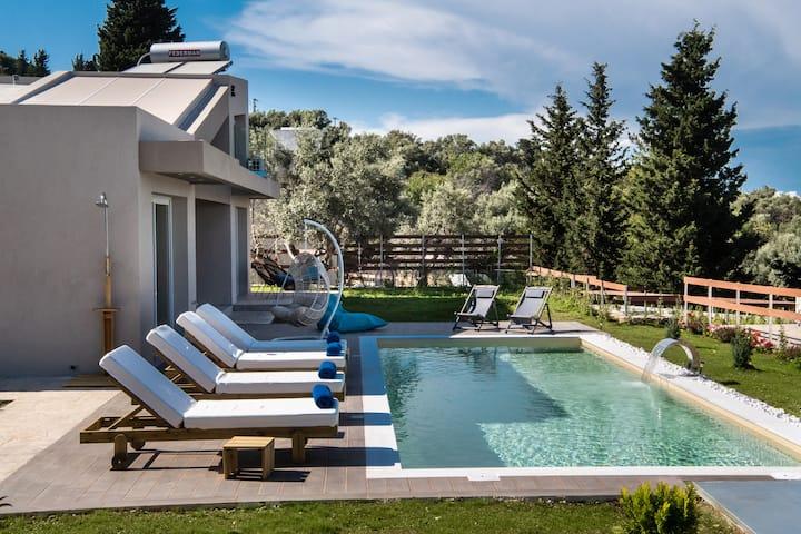Anatoli villas-Villa Afroditi