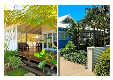 Port Hinchinbrook Beach Houses (2 homes combined)