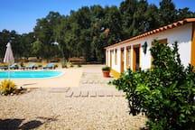 Portugal - Litoral Alentejano - Casas de Campo