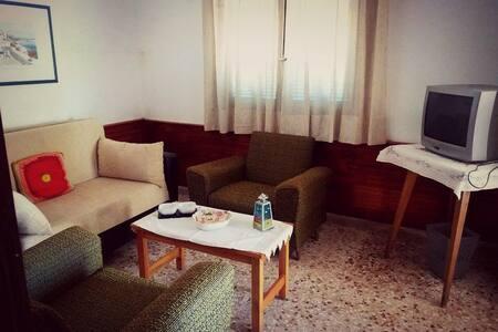 apartment In exotic Eretria, near athens - Eretria - Leilighet