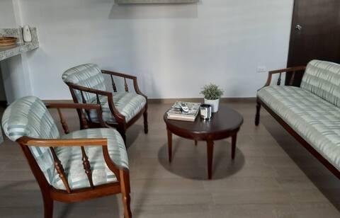 Acogedora Suite con excelente ubicación
