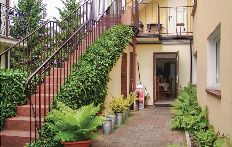Holiday apartment with 1 bedroom on 50m² in Mielno