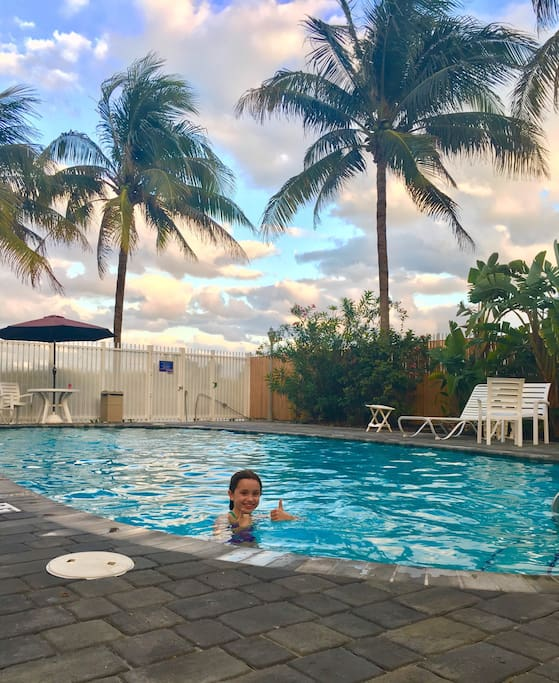 Our place on the beach with pool and kitchenette - Appartement de luxe miami beach m butler ...