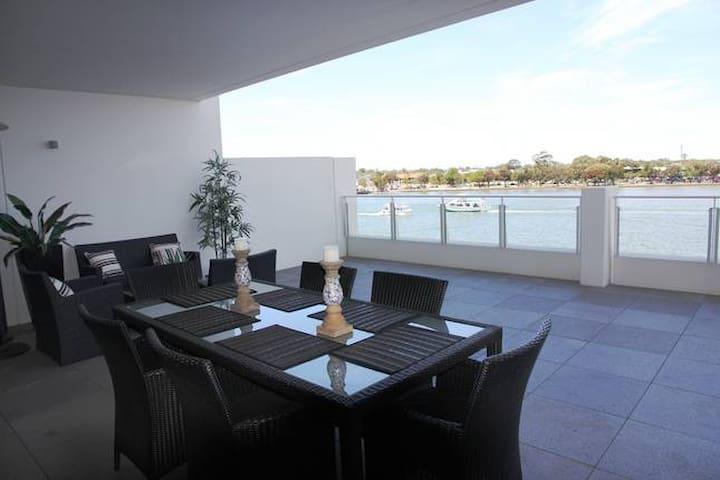 Waterfront Luxury, Mandurah - Mandurah - Leilighet