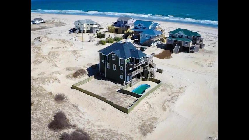 Ultimate Beach Vacation - Corolla - Haus