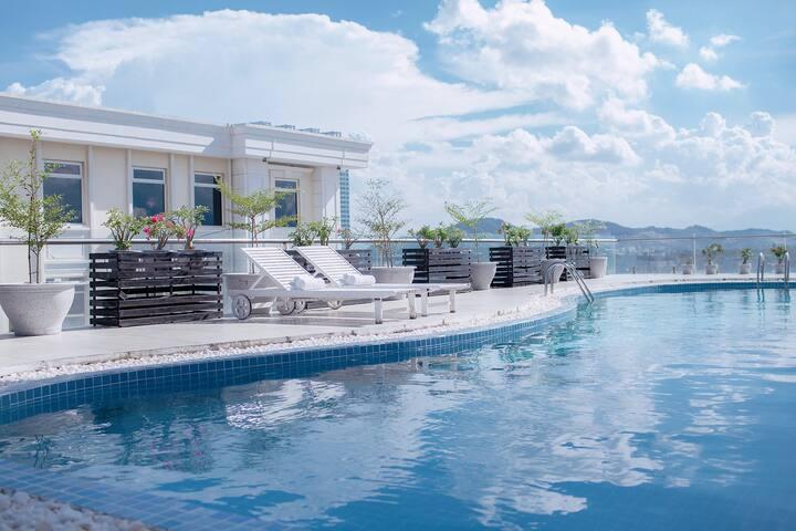 다낭 1 베드룸 아파트 /Danang 1 bedroom apartment/