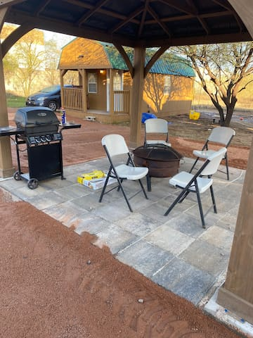 Tiny House Cabin in the middle of Tempe