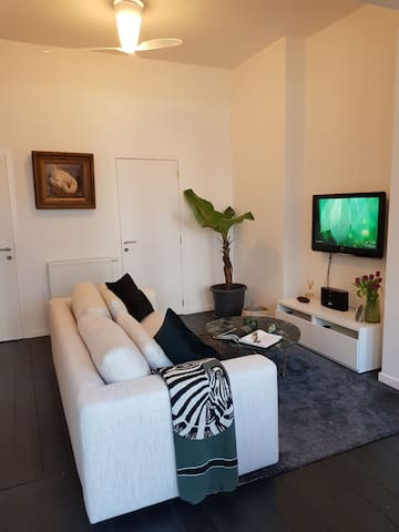Welcome to our cosy&trendy apartment with terrace