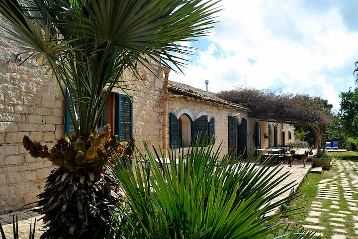 Agriturismo Case Brizza - Modica - Willa