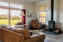 Bungalow commanding stunning countryside views.