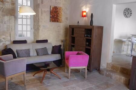 Très joli appartement en centre historique d'Uzès - Uzès